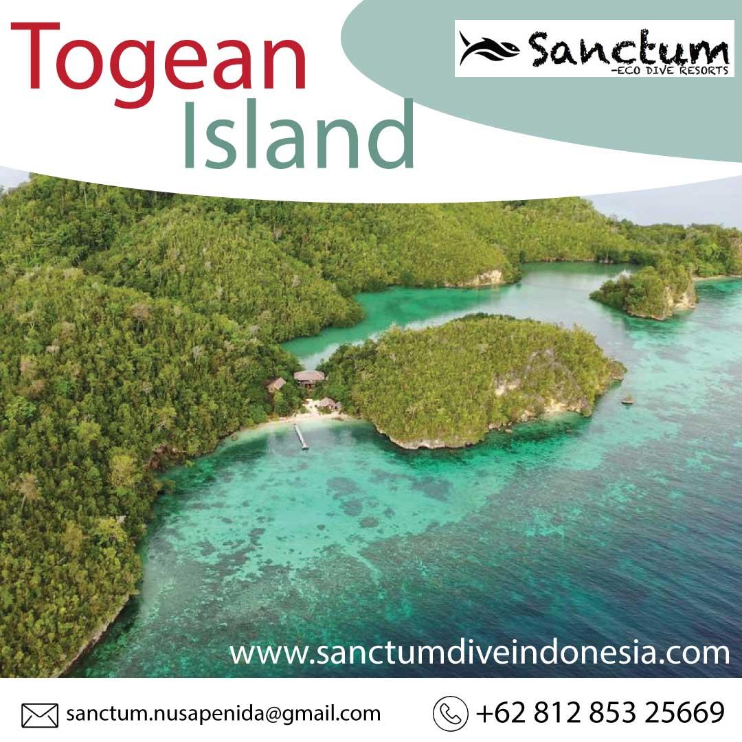 Togean-island
